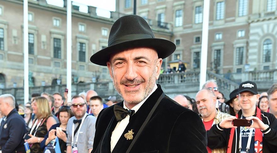 Serhat Hacıpaşalıoğlu Eurovision'dan buruk ayrıldı