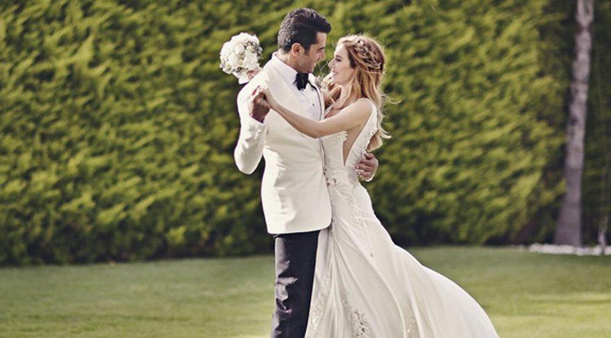 Sinem Kobal'dan evlilik sonrası ilk paylaşım