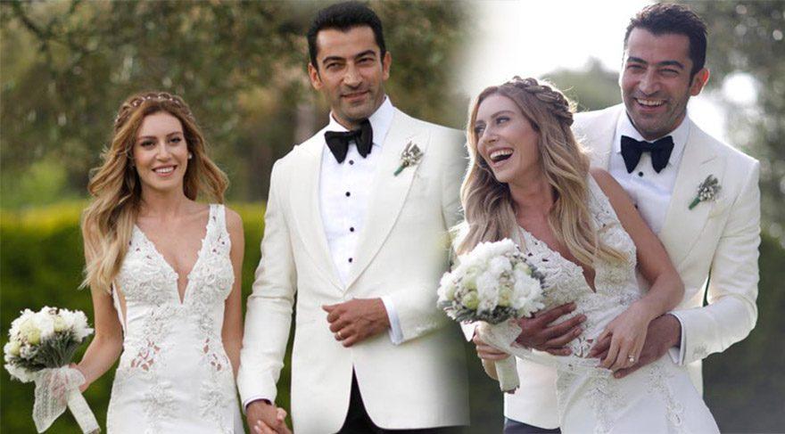 Sinem Kobal ve Kenan İmirzalıoğlu evlendi! İşte ilk ağızdan düğün dedikoduları