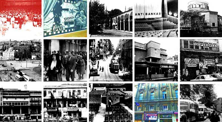 İstanbul'da ilk sinema gösterimi 1897'de yapılmış