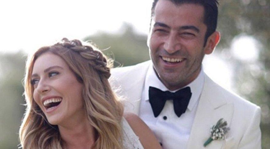 Kenan İmirzalıoğlu ile Sinem Kobal 7 milyon TL'ye evet dedi