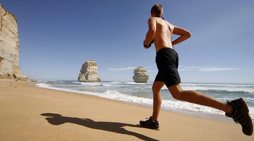 Sporu ya kapalı alanlarda ya da günün erken saatlerinde yapın