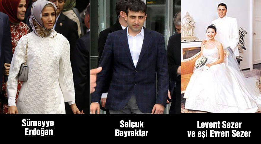 Sümeyye Erdoğan'ın Düğünü Için Kesenin Ağzı Açıldı