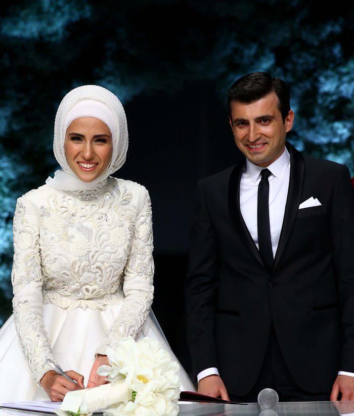 Cumhurbaşkanı Recep Tayyip Erdoğan'ın kızı Sümeyye Erdoğ