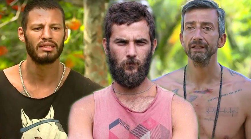 Survivor 2016 yarışmacıları Yunus, İbrahim ve Atakan hakkında ilginç tesadüf