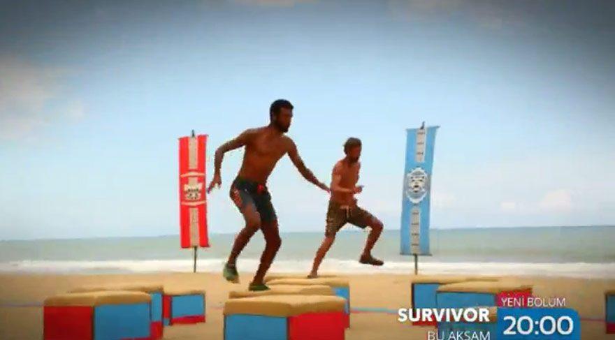 Survivor 82. yeni bölüm fragmanı: (30 Mayıs) Dokunulmazlık heyecanı