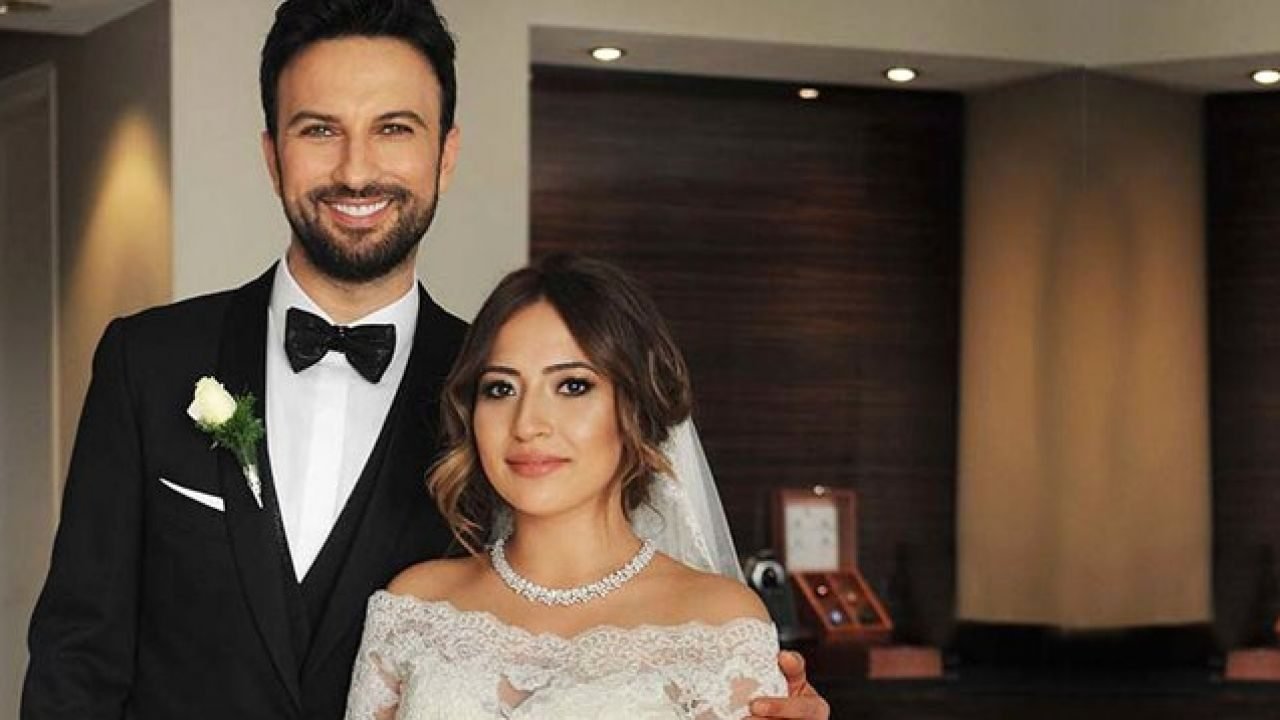 Tarkan ve Pınar düğün dönüşü yakalandı