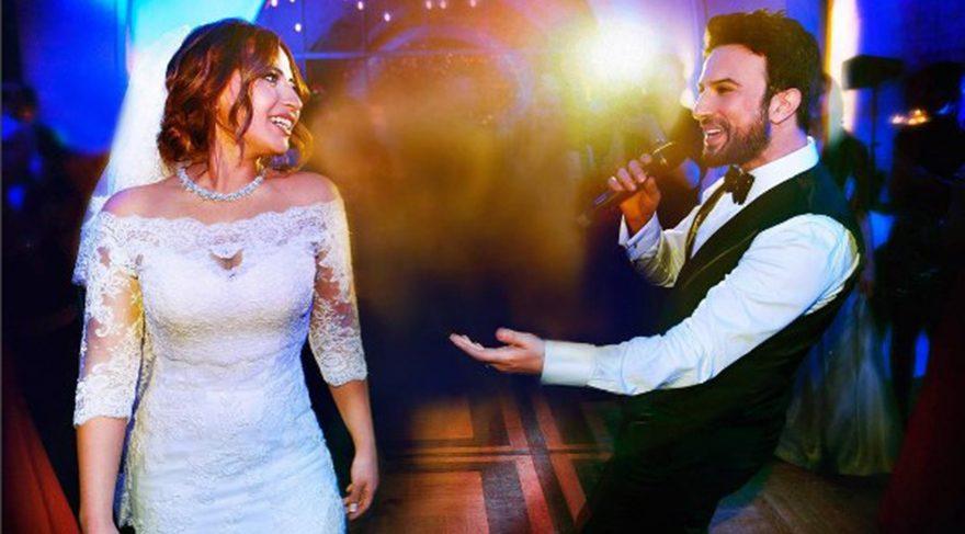 Tarkan, Almanya'da yaptığı düğünden fotoğraflar paylaştı
