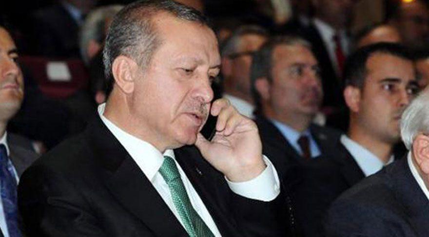 Cumhurbaşkanı Erdoğan'dan Almanya Başbakanı Merkel'e telefon
