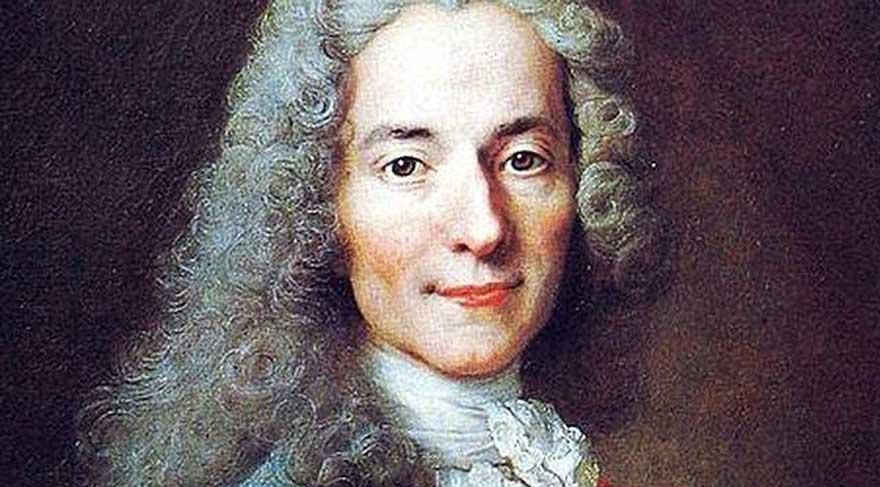 Devrimci filozof Voltaire ve Aydınlanma Dönemi