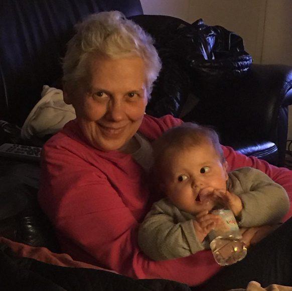 Wilma Elles, annesinin oğlu Milat'la çekilmiş bir karesini paylaştı