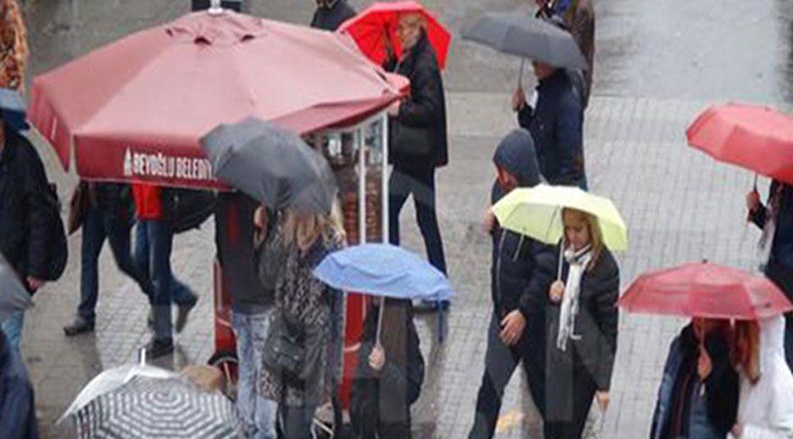 Meteoroloji Ankara için saat verdi!