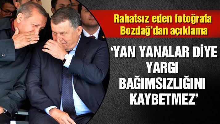 Bozdağ'dan Kılıçdaroğlu'na tepki