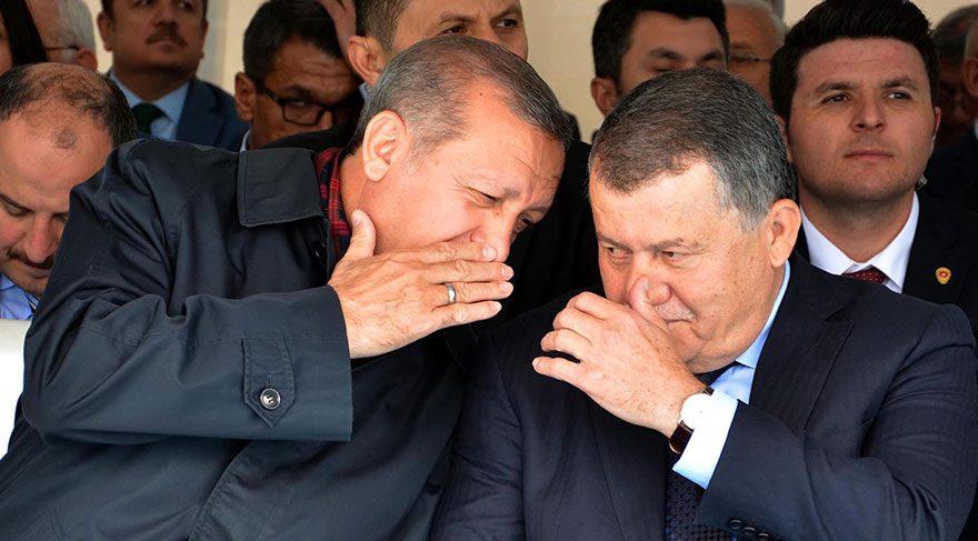 Erdoğan: Yargının da Cumhurbaşkanı benim!