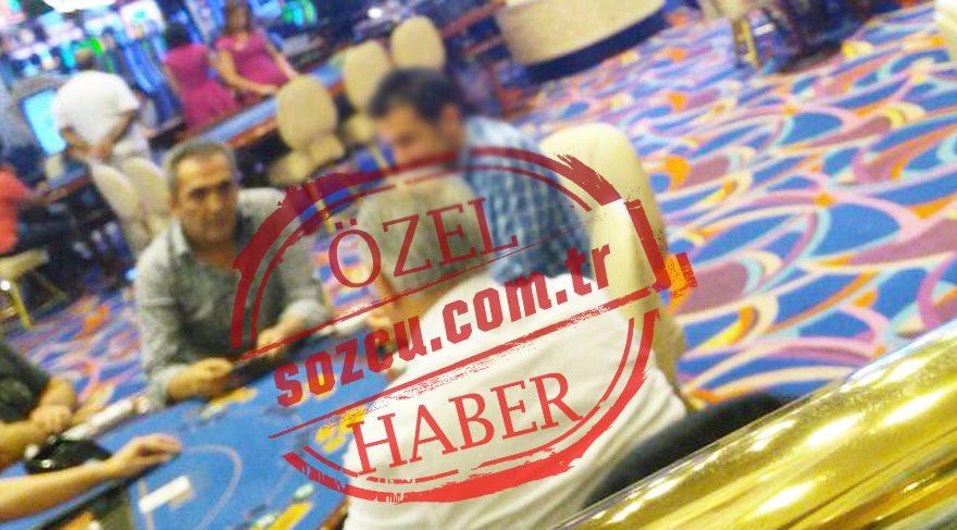 Yavuz Bingöl blackjack masasında