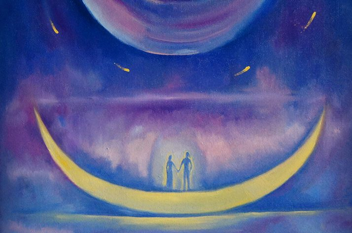 Tam da bu Yeni Ay zamanı aşk meşk konularında kafalar biraz karışabilir açıkçası. İki kişi arasında zihnimiz gidip gelebilir, aşk konularında kararlarımız sürekli değişkenlik gösterebilir.