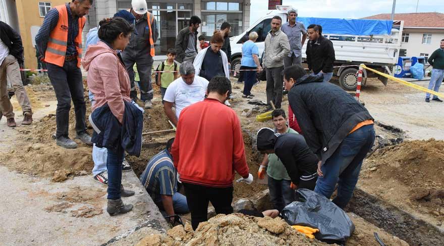 Sinop'ta tarihi kalıntılar gün yüzüne çıktı