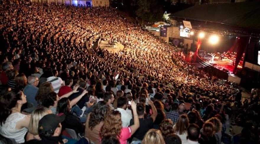 Açıkhava Yaz Oyunları 12. Gece ile şenlendi