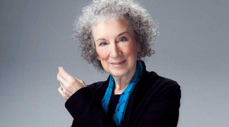 PEN Pinter Ödülü Margaret Atwood'a