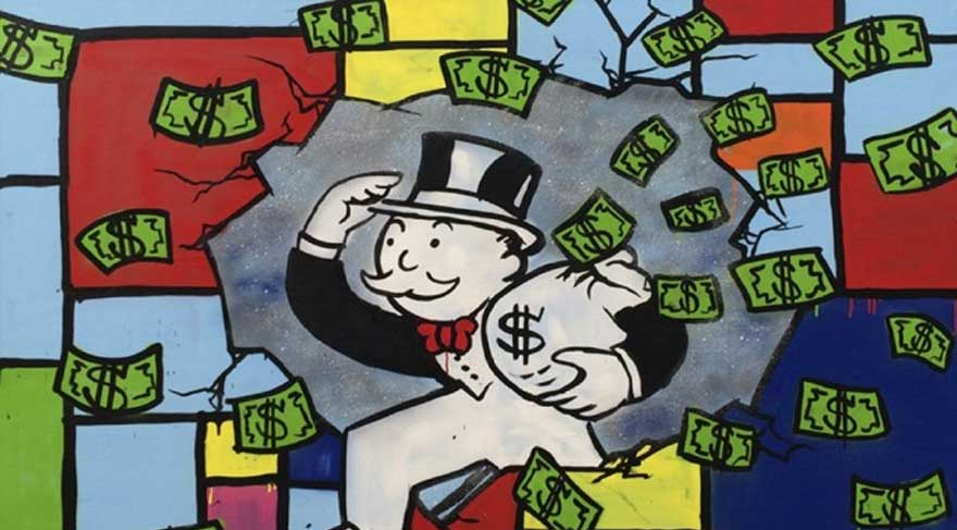 Broadway için Monopoly müzikali yolda