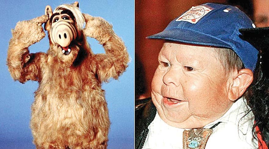 Alf ölüm döşeğinde