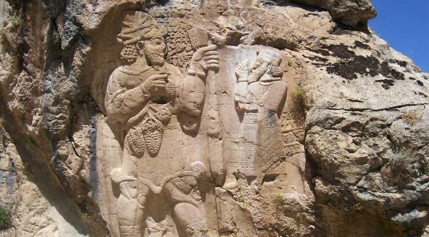 2700 yıllık stel nerede?