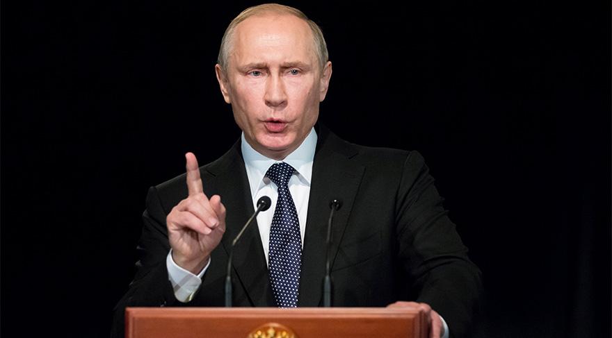 Ve Putin resmen açıkladı: Erdoğan bizden özür diledi
