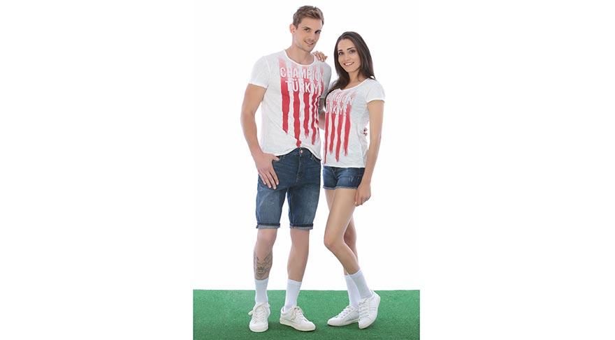 Euro 2016 tişörtleri