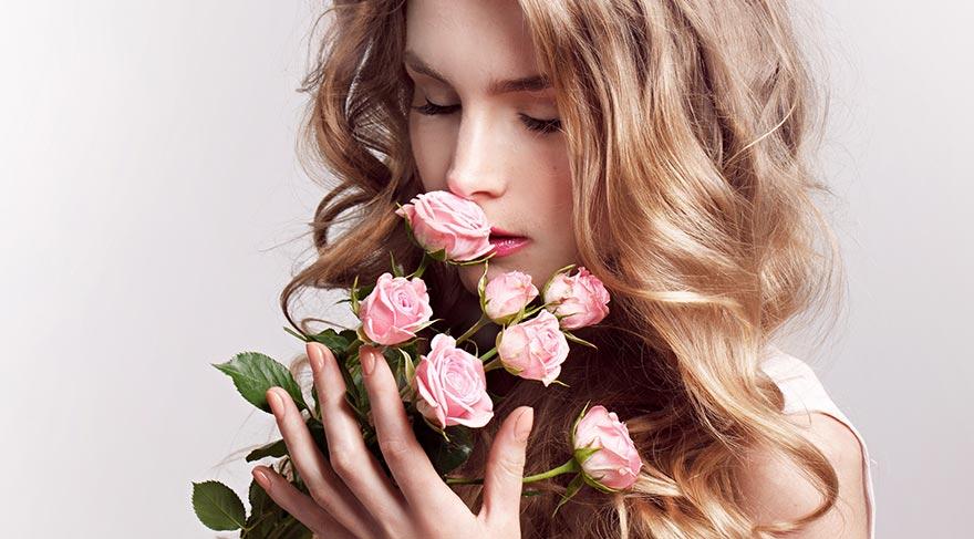 Yılda bir kez açan güllerin sihri
