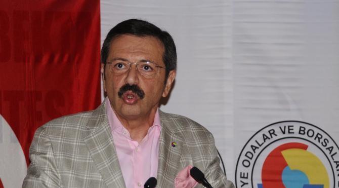 Hisarcıklıoğlu: Devletimizin terörle mücadelesinde sonuna kadar yanındayız