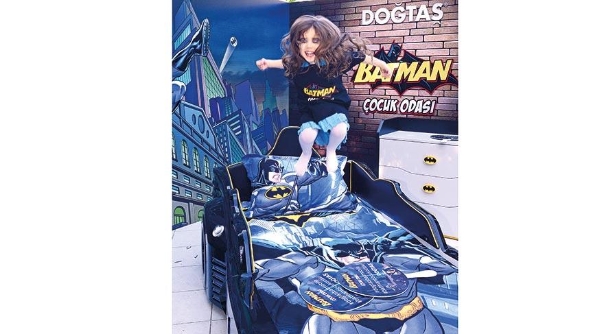 Batman çocuklarla buluştu
