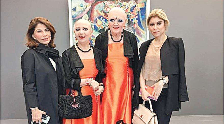 Sanatçıları İstanbul'a davet ettiler