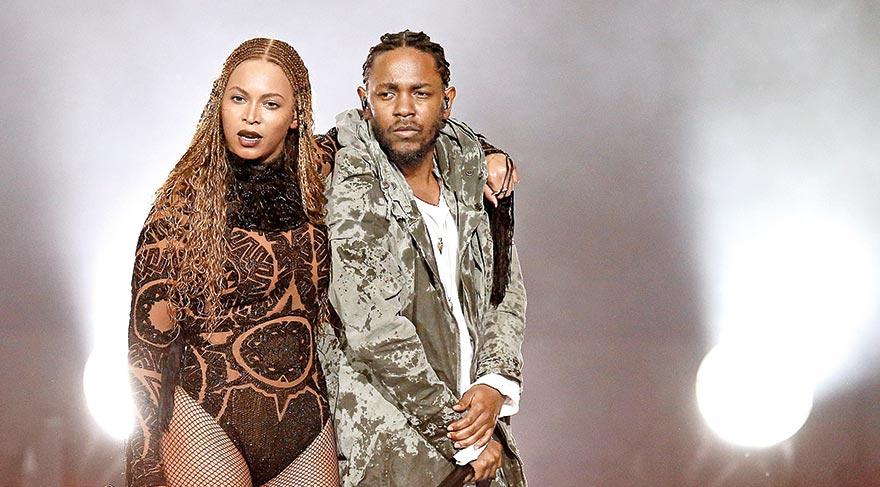 Ödül gecesinde Beyonce sürprizi