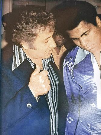 Kemal Baytaş - Muhammed Ali