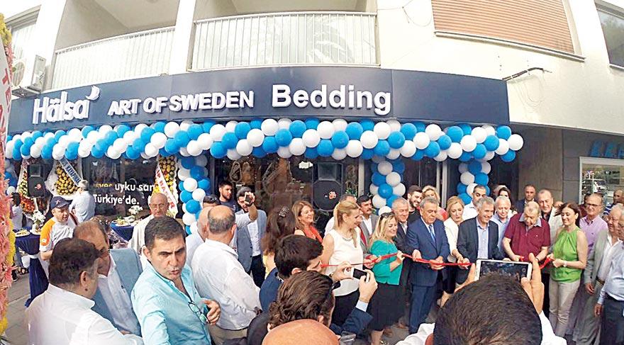 İsveç uyku sanatı İzmir'de