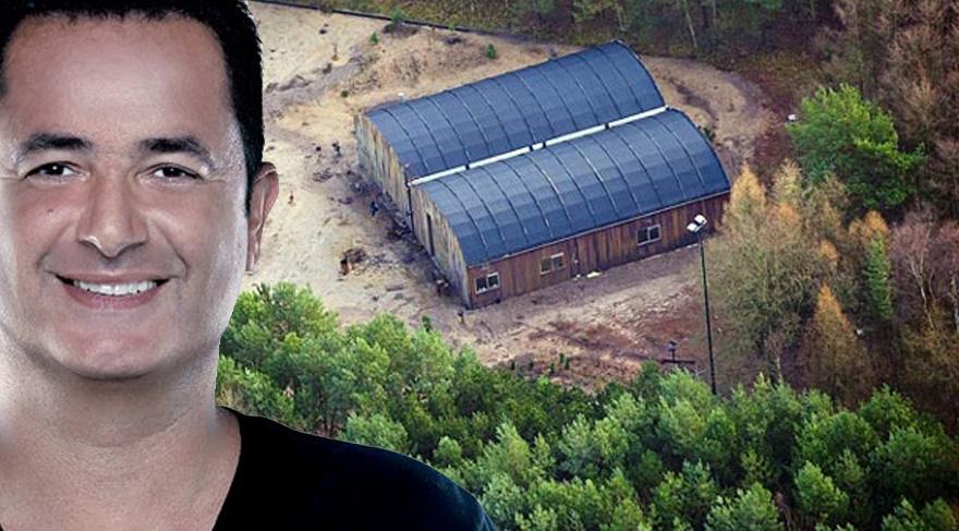 Acun Medya arazi gaspı haberini yalanladı