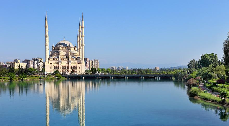 Adana'nın sınırı Ege sularına dayandı