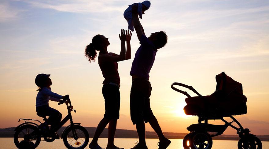 Annelik etmek keyif vermeye başlar. Annelerle, ailenizle, çocuklarınızla ilgilenmek için zaman ayırırsınız.