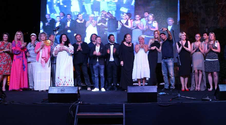 Alanya Kristal Kale Uluslararası Film Festivali Başladı