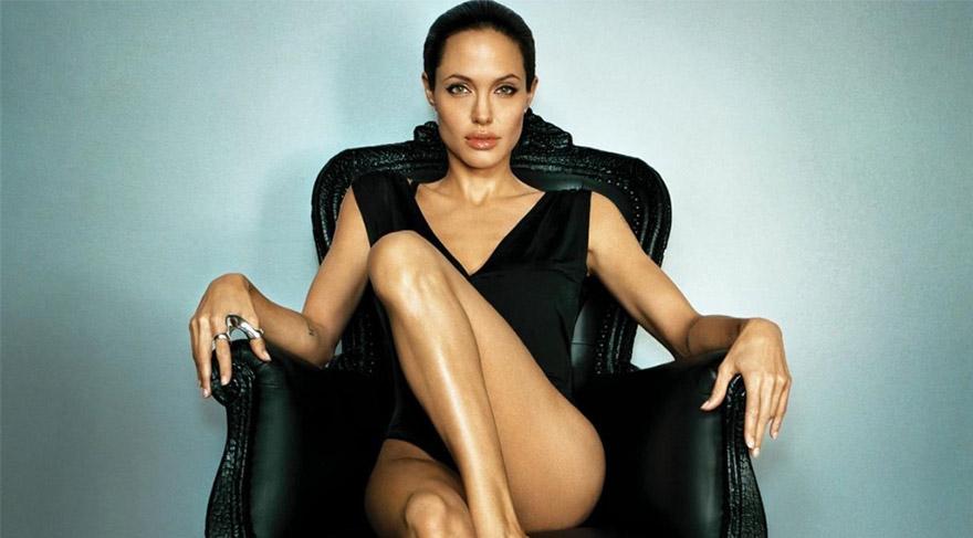 """Angelina Jolie: """"Çocuklarımın hiçbiri oyuncu olmak istemiyor"""""""