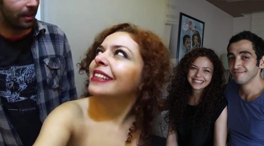 'Kocamı Aldatıyorum' videosunu yayınlayan karı koca Volkan Alei ve Melis Alei evlerinin kapılarını açtı