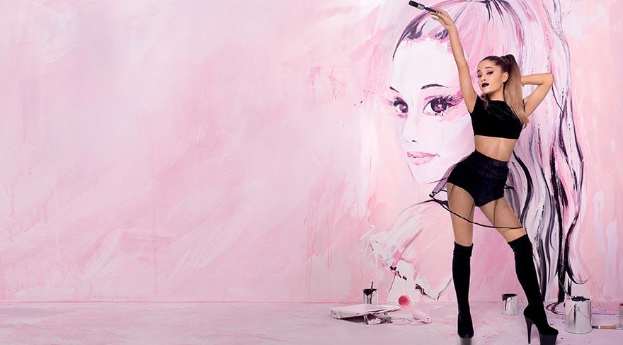 MAC Viva Glam koleksiyonunun yeni yüzü Ariana Grande