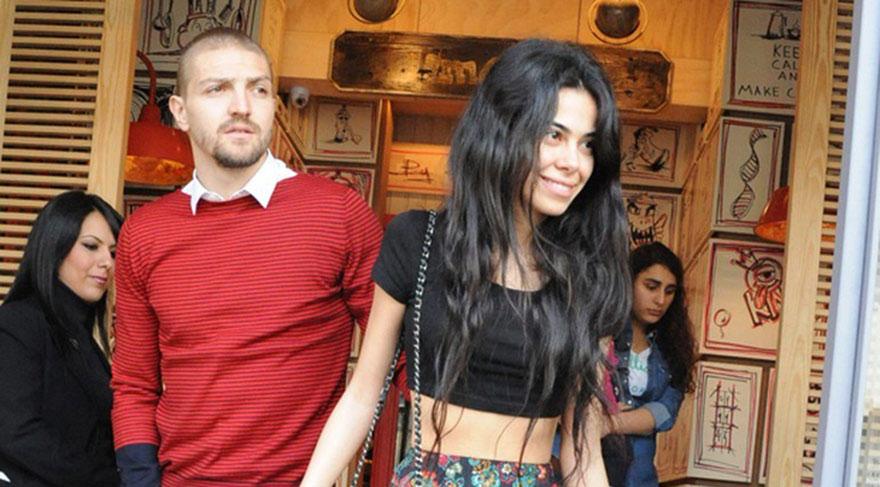 Asena Atalay haftanın iki günü Caner Erkin ile kalacak