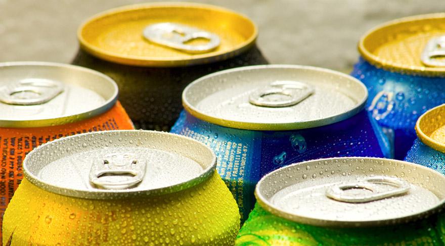 Asitli içecekler de mideye sirkeden 5 kat daha zarar verir.