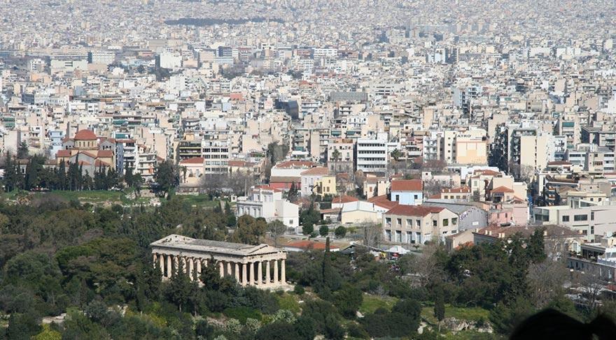 Tarihin yazıldığı şehir Atina