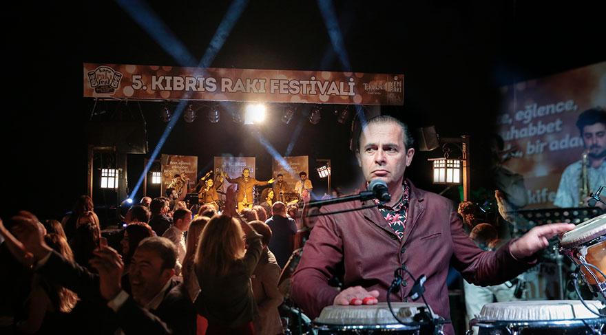 Kıbrıs festivale doydu