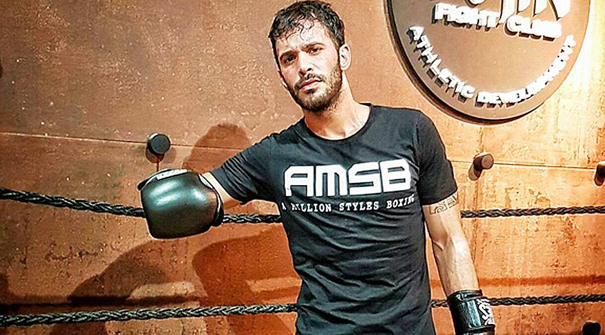 Karizmatik boksör Barış Arduç