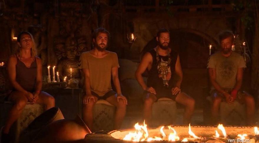 Survivor'da kim elendi? 14 Haziran – SMS oylaması / Survivor yeni bölüm fragmanı!