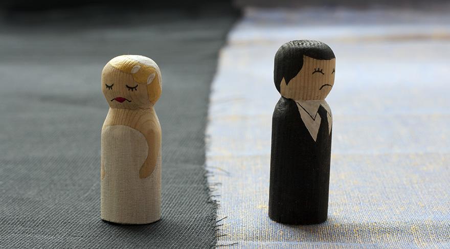 Evlilikte tehlike çanları