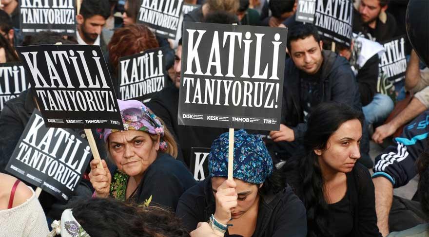 BTS'den Ankara'da ölenlerin anısına sergi